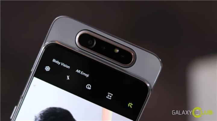 Samsung Galaxy A82, dönebilen kameraya sahip ilk 5G telefon olabilir