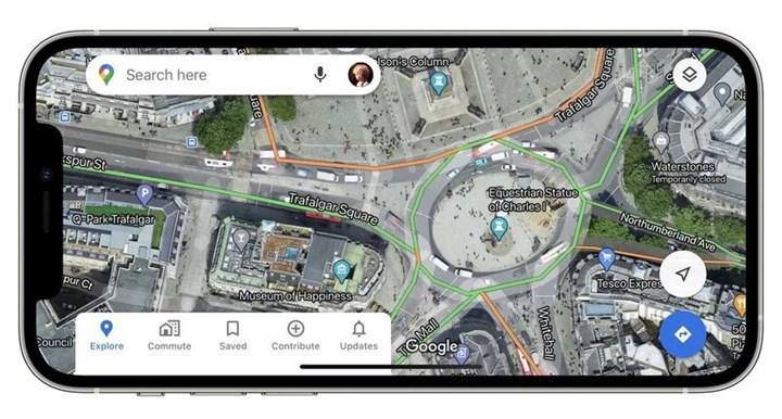 Google Haritalar dört büyük şehir için sokak düzeyinde süper ayrıntılar sunmaya başladı