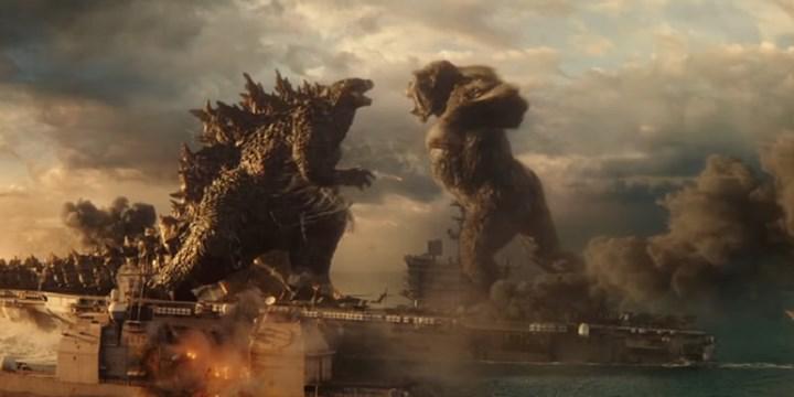 Godzilla vs Kong filminin ilk fragmanı yayınlandı