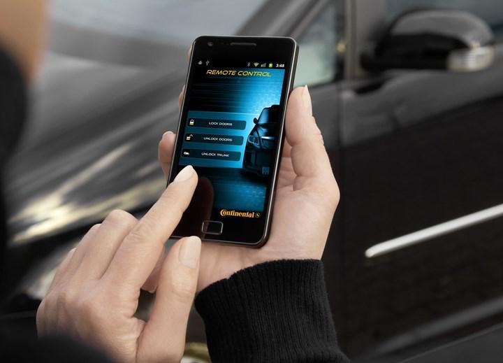 LG, otomobiller için yeni nesil dijital anahtar geliştirdi