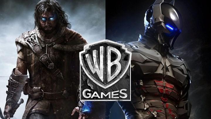 Warner Bros. canlı servis oyunlarına daha fazla ağırlık vermek istiyor