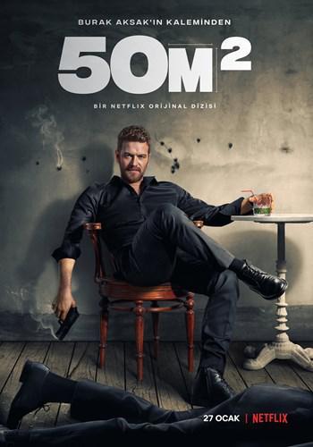 Netflix'in yeni Türk dizisi 50m2 yayınlandı