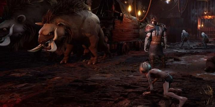 The Lord of the Rings: Gollum oyunu 2022'ye ertelendi