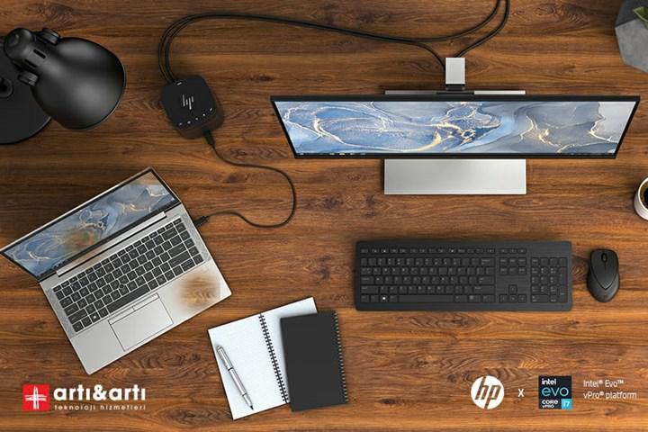 HP Elitebook Serisi Kurumsal Çalışmayı Kalite ile Buluşturuyor