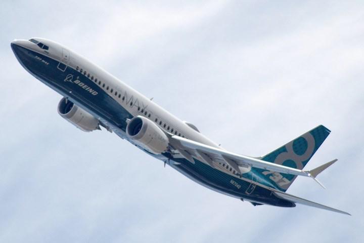 Boeing 737 Max'ların Avrupa'da uçuşuna onay geldi