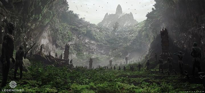 Godzilla vs Kong ile aynı evrende geçen yeni Netflix anime dizisi Skull Island duyuruldu
