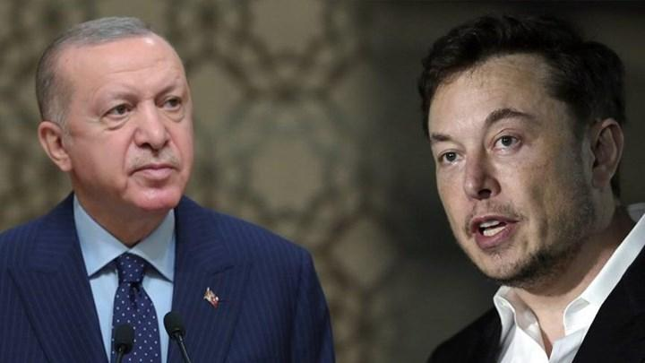 Cumhurbaşkanı Erdoğan'ın Elon Musk ile görüşmesinde neler konuşuldu?