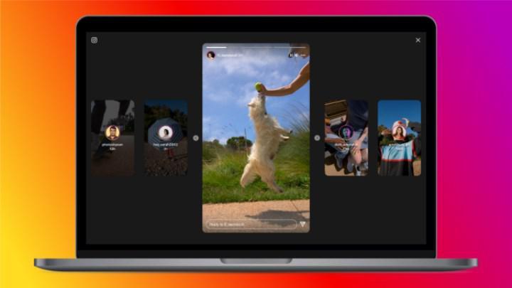 Instagram, masaüstünde Hikayeler için yeni görünümünü sunmaya başladı