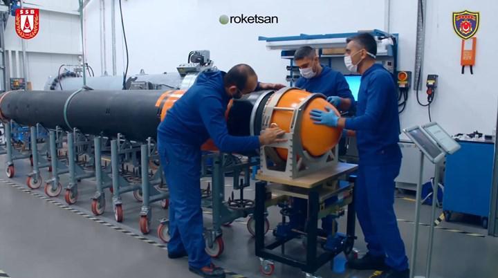 İlk ağır sınıf yerli torpido AKYA, yıl içerisinde envantere girecek