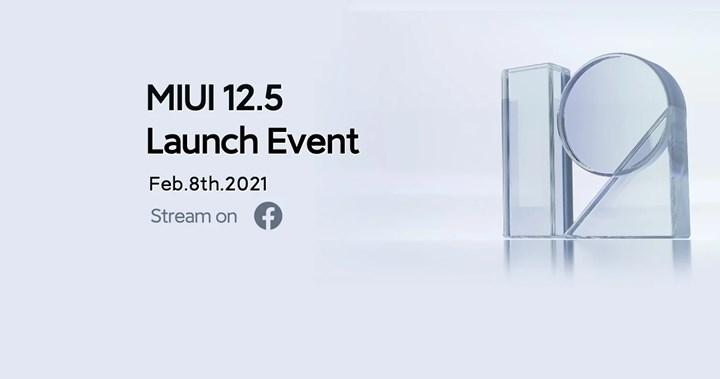 MIUI 12.5 dünyaya açılıyor: Global lansman tarihi belli oldu