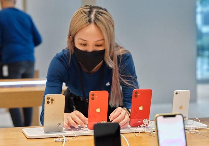 Apple, iPhone 13 Pro'da 1 TB depolama kapasitesi sunmayı planlıyor
