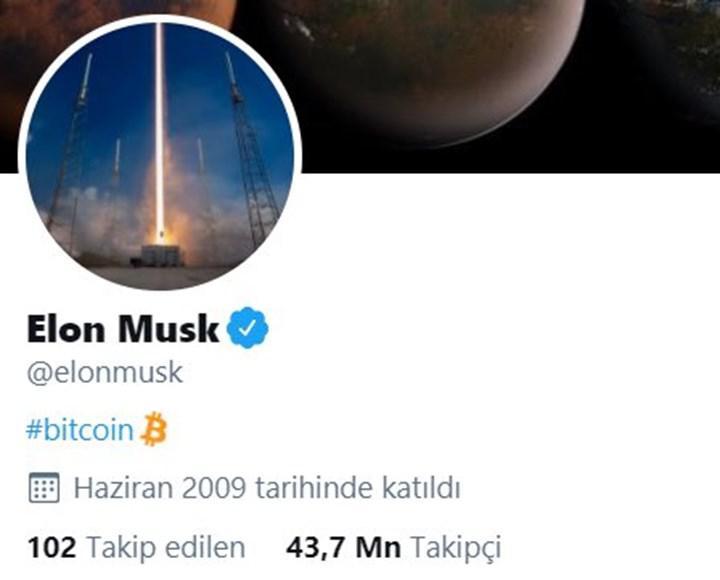 Elon Musk her zaman ki gibi: Dogecoin'i uçurdu