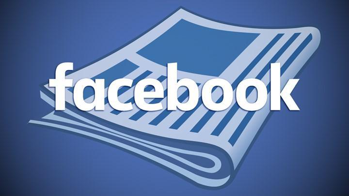 Facebook'un bağımsız yazarlar için haber bülteni araçları geliştirdiği bildirildi