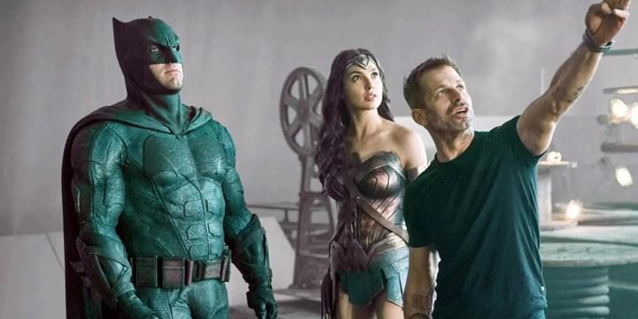 Zack Snyder's Justice League'in yayın tarihi resmi olarak açıklandı