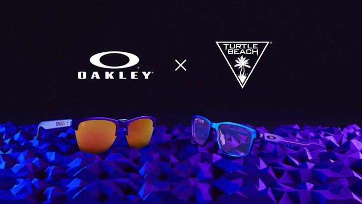 Turtle Beach ve Oakley oyuncu gözlükleri üretecek
