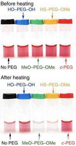 Kanser tedavisinde kullanılabilecek altın nano parçacıklar geliştirildi