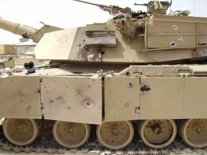 Gitgide kilo alan M1A2 Abrams ana muharebe tankı, neredeyse nakledilemez hale geldi