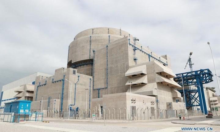 Çin'in kendi imkânlarıyla geliştirdiği Fuqing No. 5 adlı reaktör, ticari faaliyetlere başladı