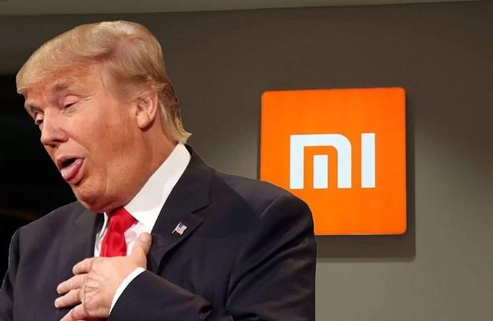 ABD Başkanı Trump, Xiaomi'yi kara listeye ekledi