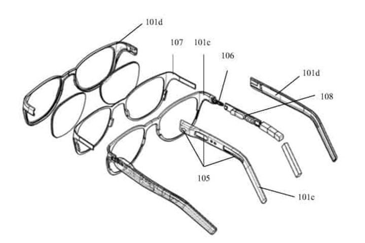 Xiaomi, bazı rahatsızlıkları tespit ve tedavi edici özelliklere sahip akıllı gözlük patenti aldı