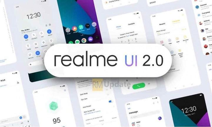 Realme, altı akıllı telefonu için Android 11 tabanlı Realme UI 2.0 testini başlattı