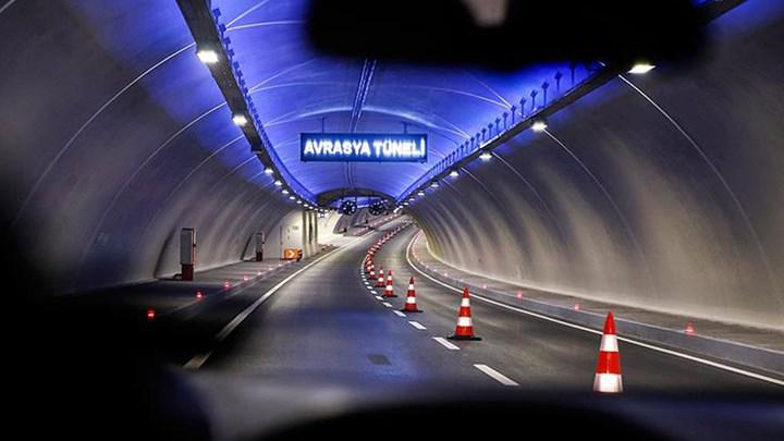 avrasya tüneli geçiş ücreti 1 şubat 2021