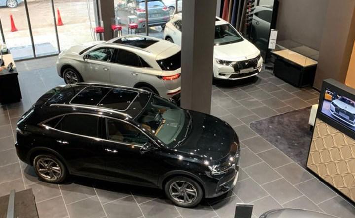 Lüks Fransız sedan DS 9 bu yıl içinde Türkiye'ye gelecek