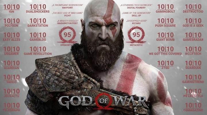 God of War PS5 güncellemesi resmen duyuruldu: Yarın geliyor