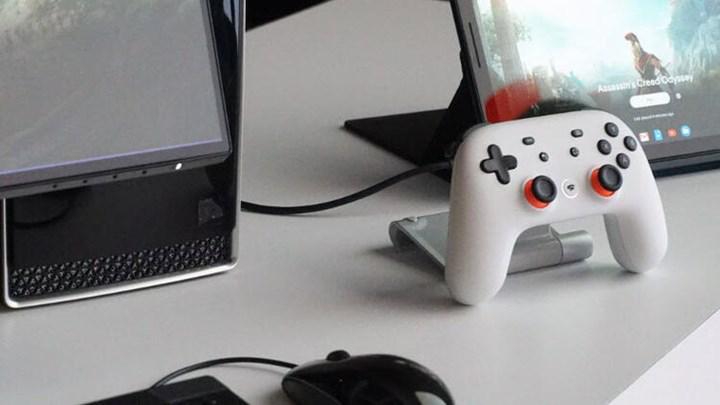 Google Stadia'nın oyun geliştirme stüdyoları kapatılıyor