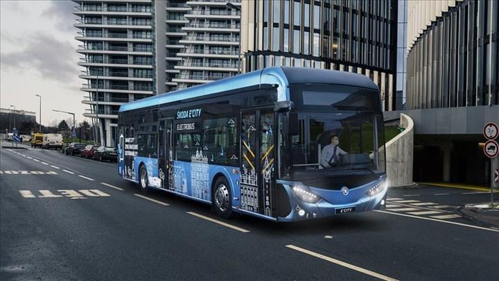 Temsa'nın otobüsleri Prag'ı da elektriklendirecek