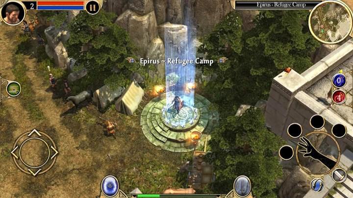 Titan Quest: Legendary Edition, mobil cihazlar için yayınlandı