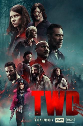 The Walking Dead 10. sezonun ekstra 6 bölümü için yeni bir video yayınlandı