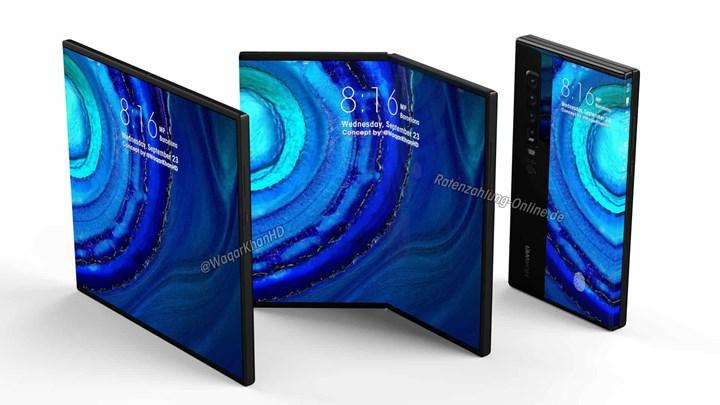 Huawei Mate X2 katlanabilir telefonu 22 Şubat tarihinde tanıtılacak