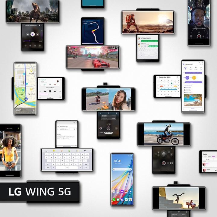Çift ekranlı LG Wing, Türkiye'de satışa çıktı: Özellikleri ve fiyatı