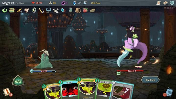 Roguelike kart oyunu Slay the Spire, Android cihazlar için yayınlandı