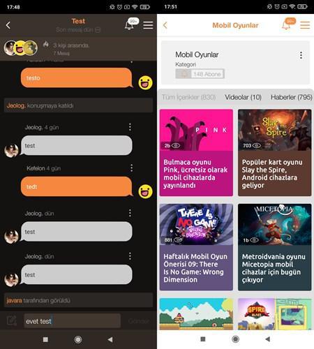 DH Android uygulaması geliştirme günlüğü #4