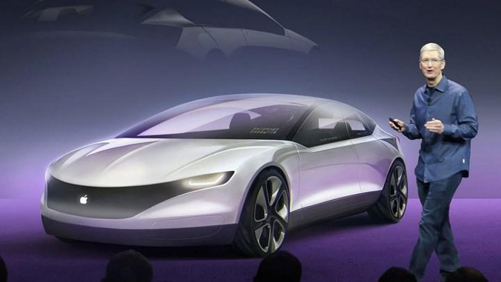 Apple'ın elektrikli otomobili otonom sürüş teknolojisine sahip olacak