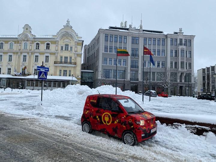 Çin'in en çok satan elektrikli aracı 10 bin euro fiyatla Avrupa'ya geliyor