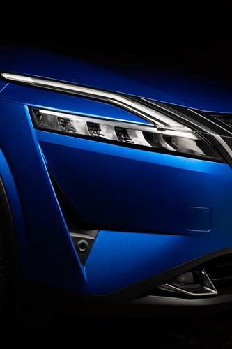2021 Nissan Qashqai'den yeni teaser geldi: İşte tanıtılacağı tarih