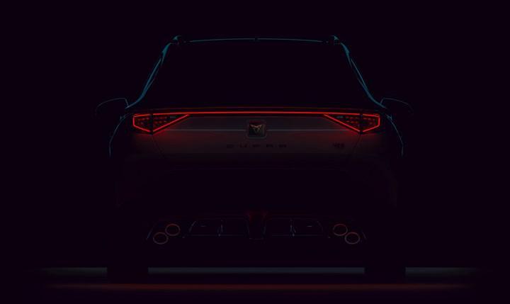 Yen Cupra Formentor VZ5, Audi'nin beş silindirli motorunu kullanacak