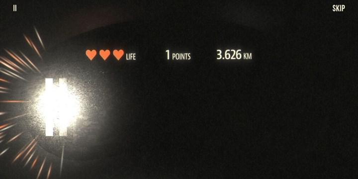 Görmeden araba sürmeye çalıştığınız oyun Blind Drive, 10 Mart'ta mobil cihazlara geliyor