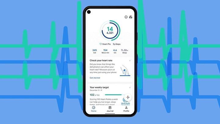Tüm Android telefonlara, kalp atışı ve solunum hızını ölçme özelliği geliyor