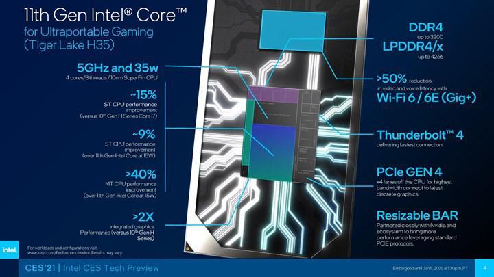 Intel, AMD'nin eskileriyle kendi yeni işlemcilerini kıyaslayarak önde olduğunu  gösterdi