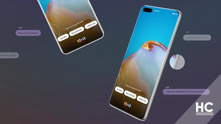 Huawei telefon kilidini sesle açma işlevinin patentini aldı