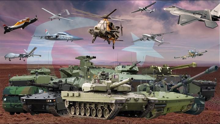 """Bakan Varank: """"Savunma sanayiinde yıllık ciro, 11 milyar doları aştı"""""""