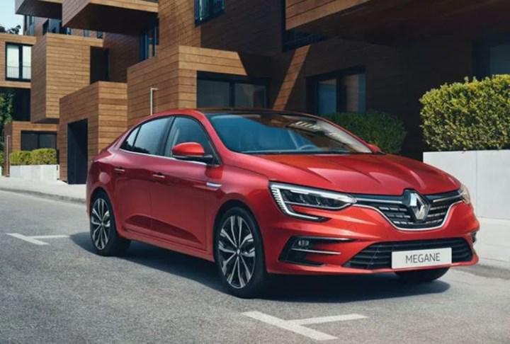 Yeni 2021 Renault Megane Sedan Türkiye'de: İşte fiyatı ve özellikleri