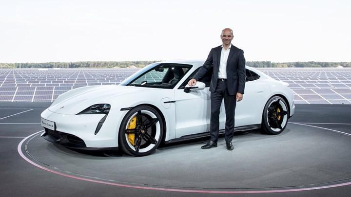 Porsche Taycan şasisini geliştiren mühendis Apple'a transfer oldu