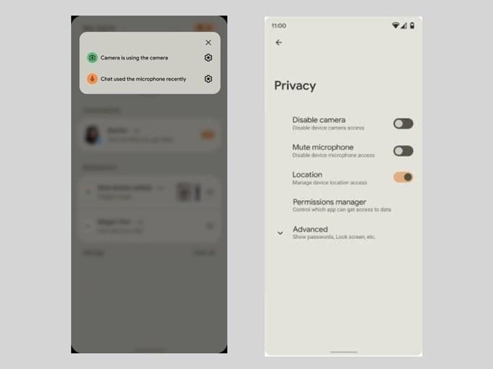 Android 12'nin ilk ekran görüntüleri ortaya çıktı