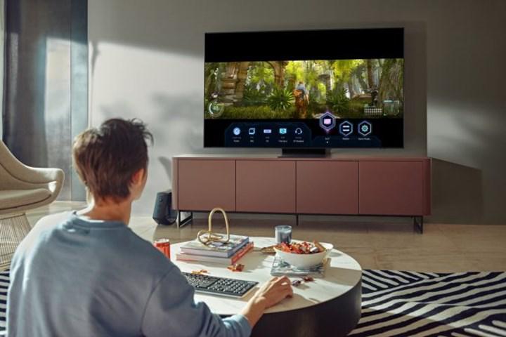 Samsung mini LED televizyonların fiyatı belli oldu