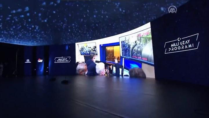 Türkiye'nin 'Milli Uzay Programı' açıklandı: İşte detaylar